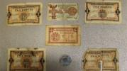 Caspe desconocido y oculto: moneda de guerra