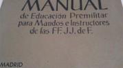Manual para falangistas
