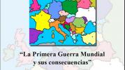 """Conferencia """"La I Guerra Mundial y sus consecuencias"""" a cargo de Julián Casanova"""