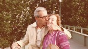 Ramón Rufat y Francisca Perelló, juntos para siempre en el Mausoleo de Fabara